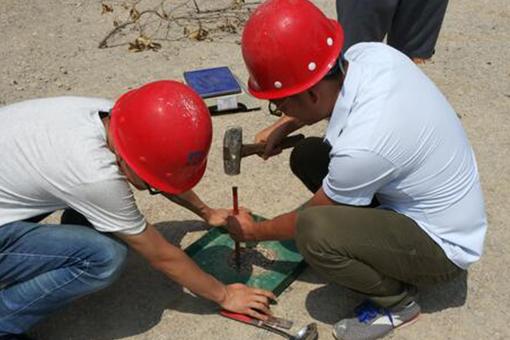 灌砂法测压实度