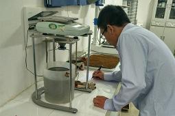 表干法测沥青压实度